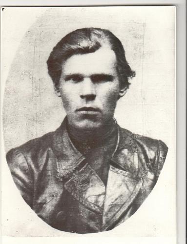 Михаил Моршнев - первый председатель комитета Шенкурской городской организации РКСМ в 1919 году.