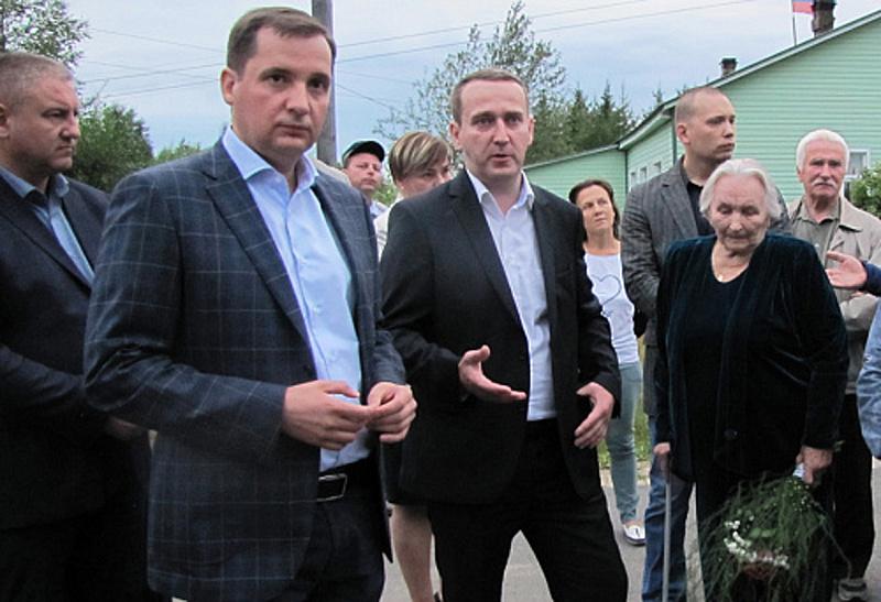 Александр Цыбульский о первом годе его работы на посту губернатора Архангельской области