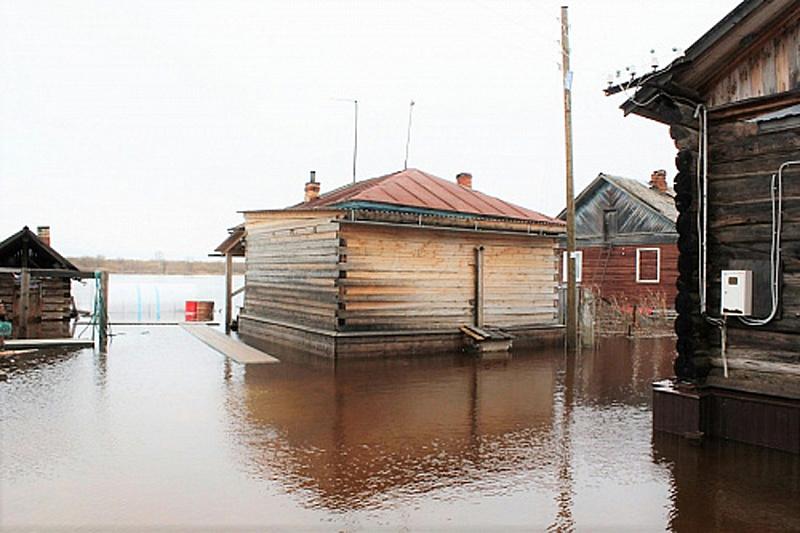В Поморье производятся выплаты компенсаций пострадавшим от весеннего паводка